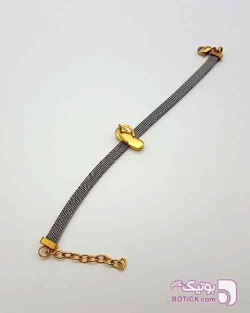 دستبند استیل زنانه اسپورت نقره ای دستبند و پابند