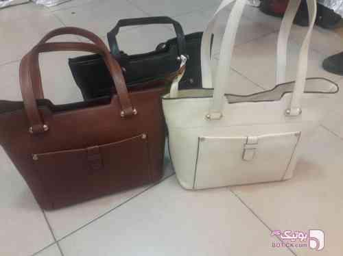 کیف زنانه جدید مشکی كيف زنانه