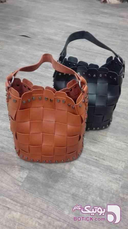 کیف دوقلو جدید مشکی كفش زنانه