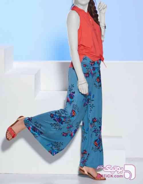 Gizzey 10344 نارنجی لباس راحتی زنانه