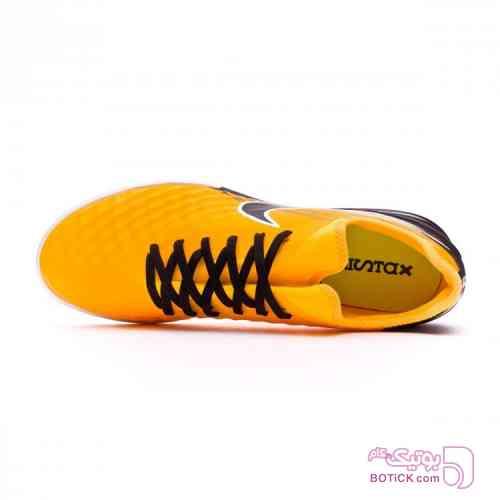 کتونی فوتسال زرد کفش ورزشی