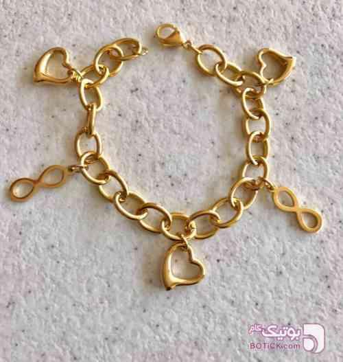 دستبند  طلایی دستبند و پابند