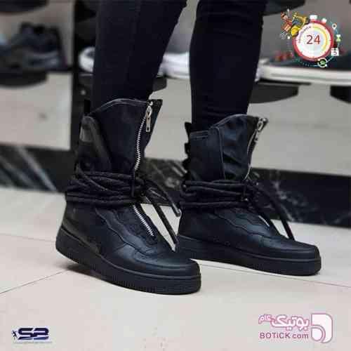 Nike Air Force 1 Boot مشکی كتانی مردانه