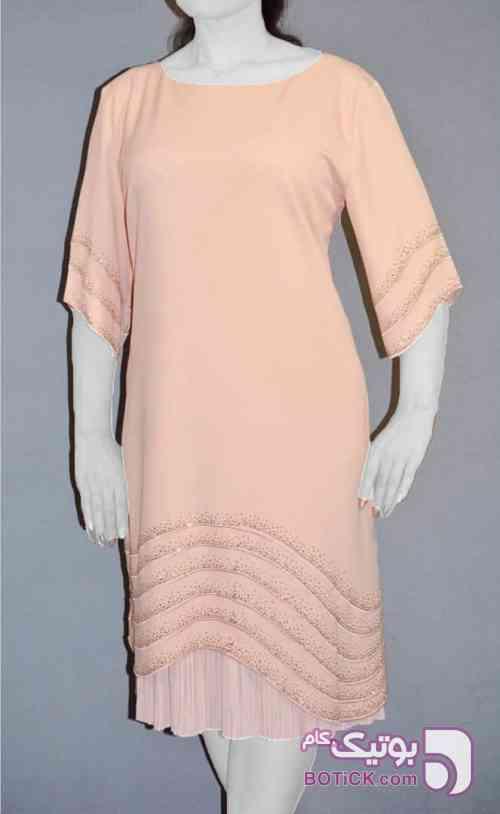 لباس مجلسی کرم لباس  مجلسی