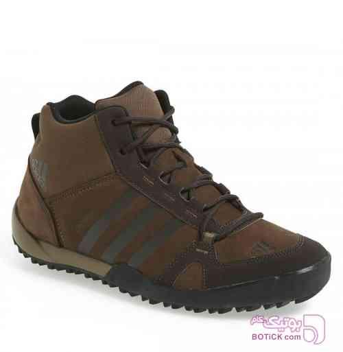 Adidas daroga mid leather مشکی بوت مردانه