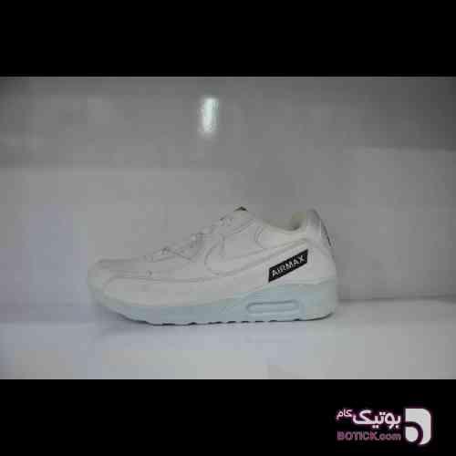 کفش ایرمکس طرح کپسول سفید كتانی مردانه