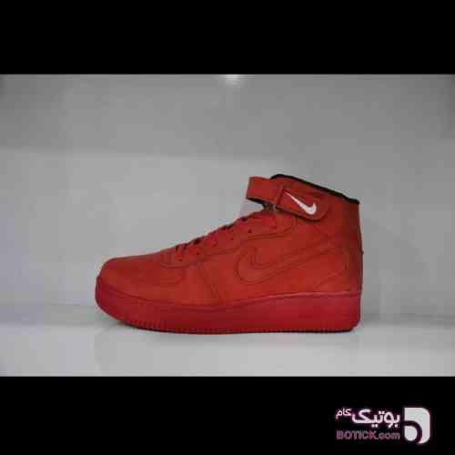کفش نایک ایرمکس ساقدار قرمز كتانی مردانه
