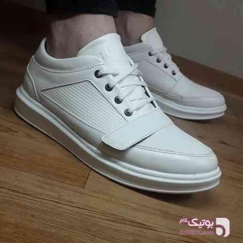 کفش زارا سفید كفش مردانه