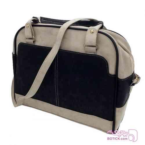 کیف دوشی زنانه Diesel کرم-مشکی مشکی كيف زنانه