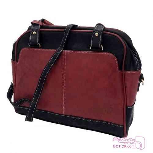 کیف دوشی زنانه Diesel قرمز-مشکی قرمز كيف زنانه
