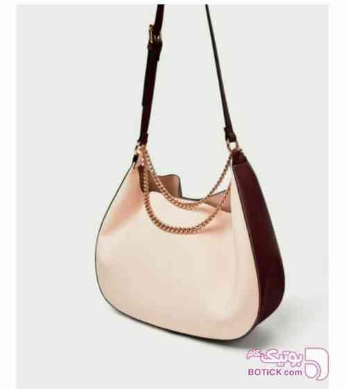 کیف برند زارا کرم كيف زنانه