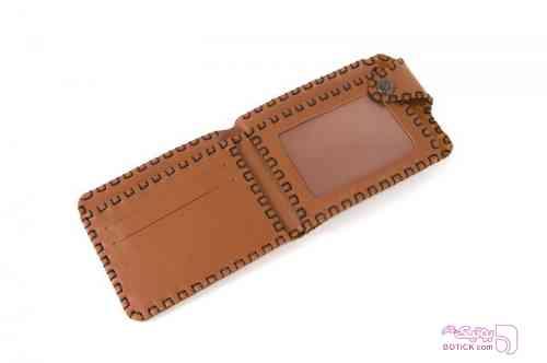 کیف جیبی مردانه پرگاس مشکی كيف مردانه