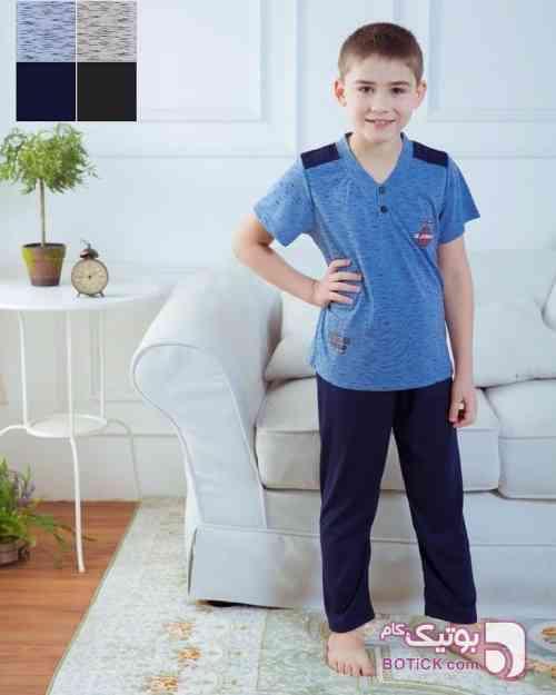 ست پسرانه جوانا Joanna طوسی لباس کودک پسرانه