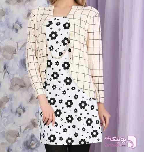پوشاک زنانه سورمه ای شومیز