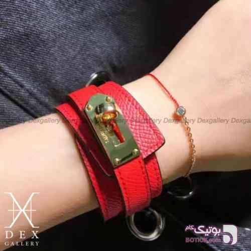 دستبند هرمس hermes bracelet  آبی دستبند و پابند