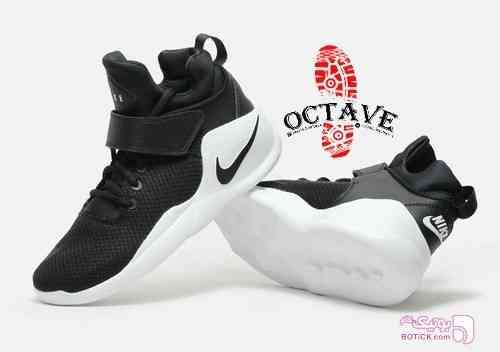 Nike kwazi مشکی كتانی مردانه