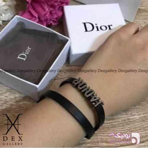 دستبند ديور dior bracelet  مشکی دستبند و پابند