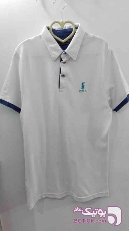 تیشرت سفید تی شرت مردانه