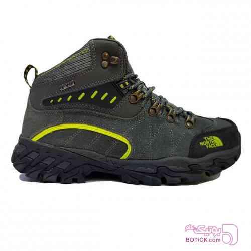 کفش کوهنوردی و طبیعت گردی نورس فیس THE NORTH FACE729 طوسی کفش ورزشی
