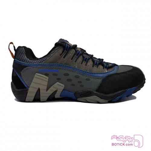 کفش کوهنوردی و طبیعت گردی بایدنگ  Bideng 8008 طوسی کفش ورزشی