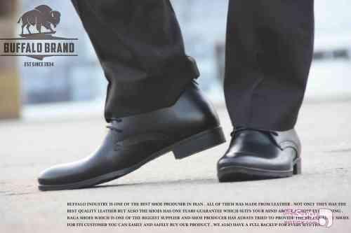 کفش هاکوپیان مشکی كفش مردانه