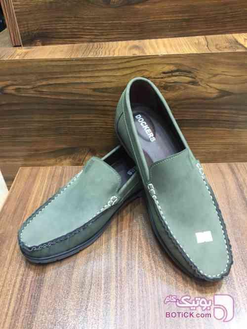 کفش کالج سبز كفش مردانه