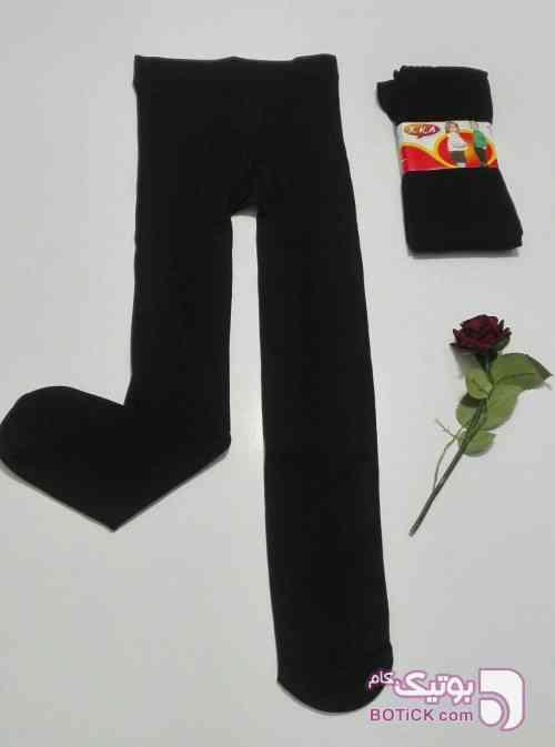جوراب شلواری مشکی شلوار زنانه