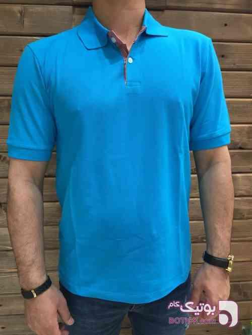 تی شرت مردانه آبی تی شرت مردانه