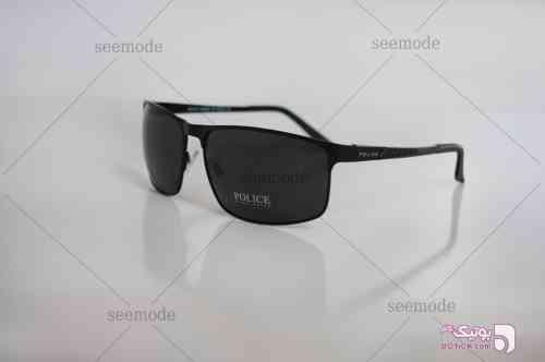 عینک آفتابی پلیس مدل P3040 مشکی عینک آفتابی