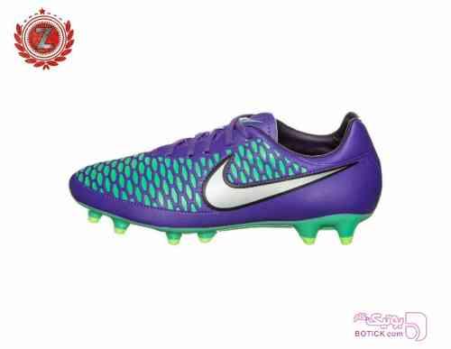 کفش فوتبال  بنفش کفش ورزشی