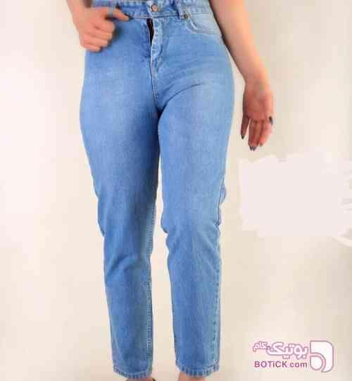 شلوار جین آبی شلوار زنانه