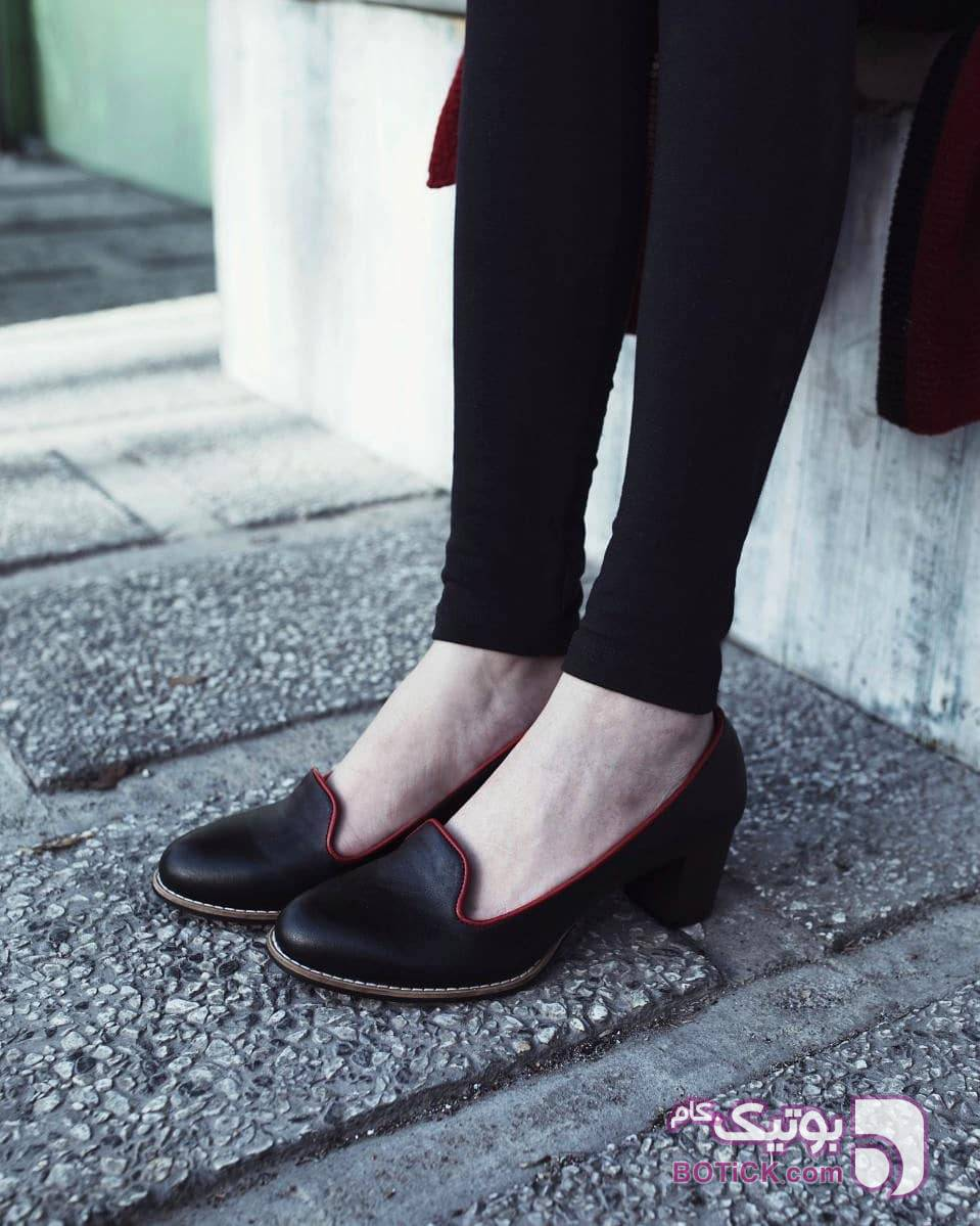 کفش چرم كفش زنانه