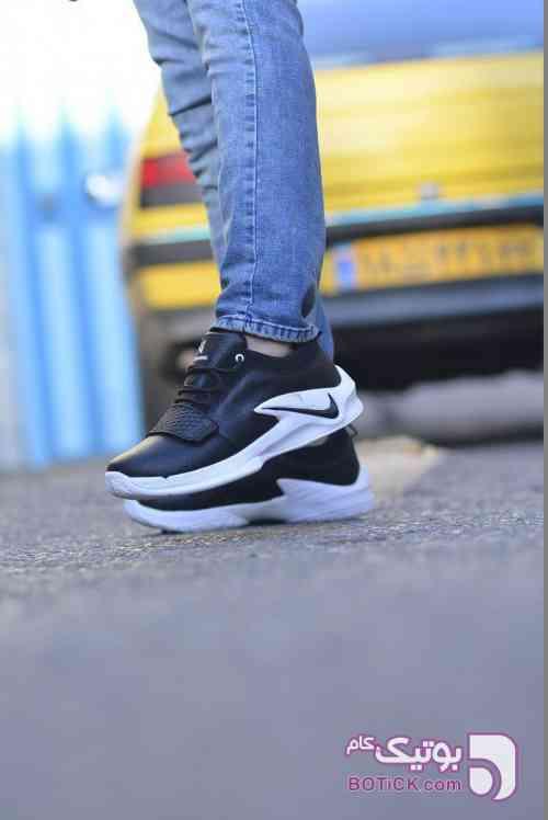 کفشfinto مشکی كتانی مردانه