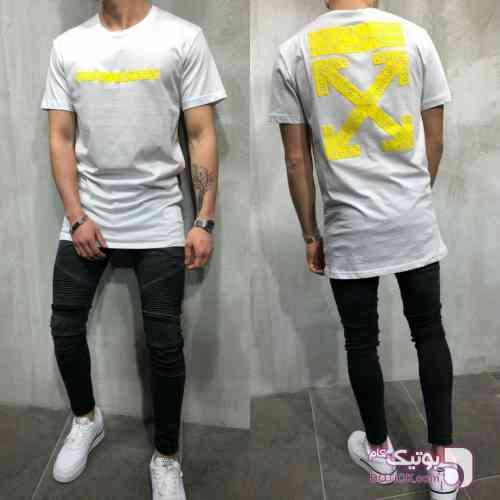 تی شرت 2y سفید تی شرت مردانه