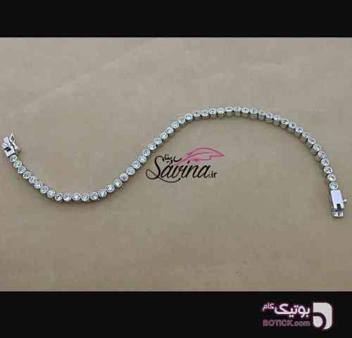 دستبند زنانه نقره نقره ای دستبند و پابند