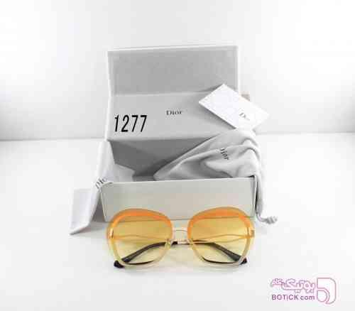 Dior نارنجی عینک آفتابی