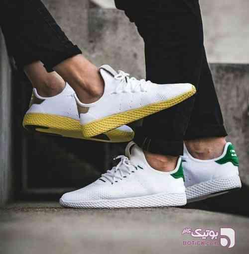 مدل جدید آدیداس adidas wharrel williams سبز كتانی زنانه