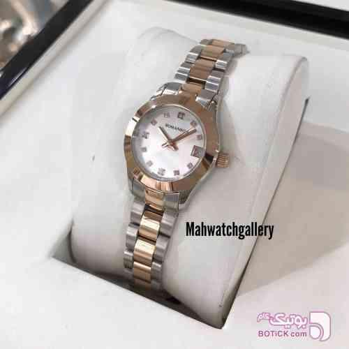 ROMANSON RM4205LL (ORIGINAL) LADY نقره ای ساعت