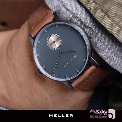 MELLER (ORIGINAL) قهوه ای ساعت