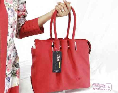 کیف دستی دیور زرد كيف زنانه