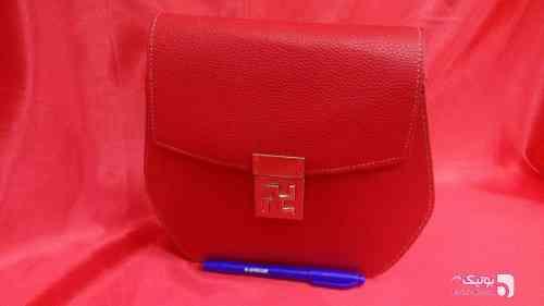 کیف جدید قرمز كيف زنانه