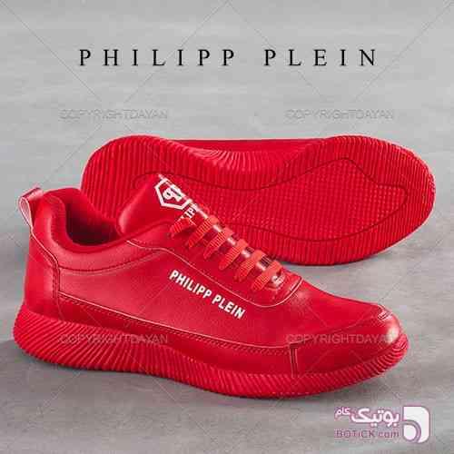 کتانی مردانه Philipp Plein مشکی كتانی مردانه