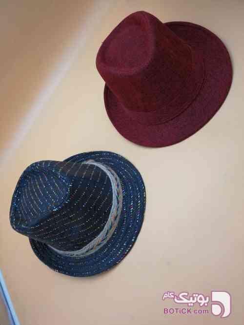 کلاه شاپو مشکی کلاه