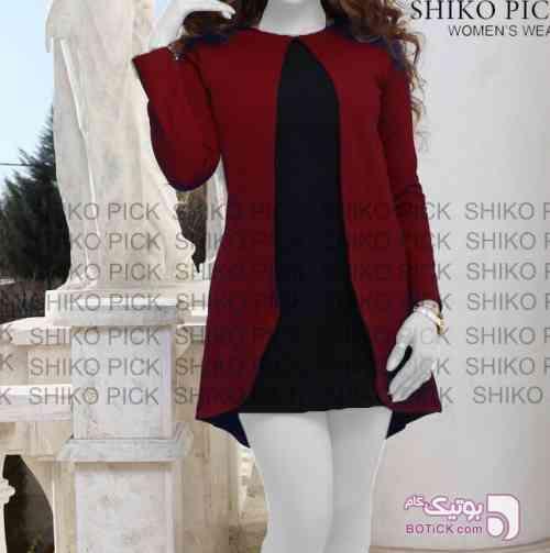 سارافون مدل اتوسا قرمز لباس  مجلسی