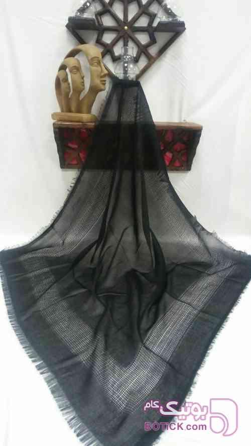 روسرینخی مشکی شال و روسری