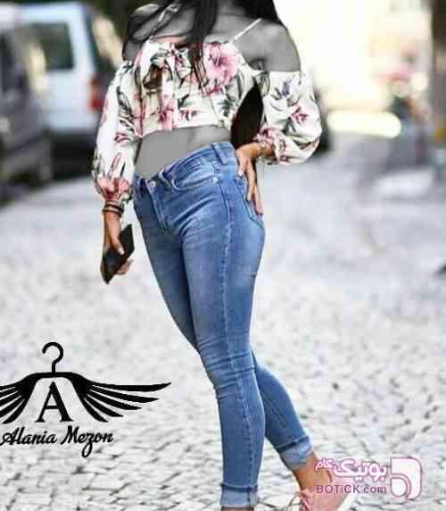 شلوار جین زنانه شلوار زنانه