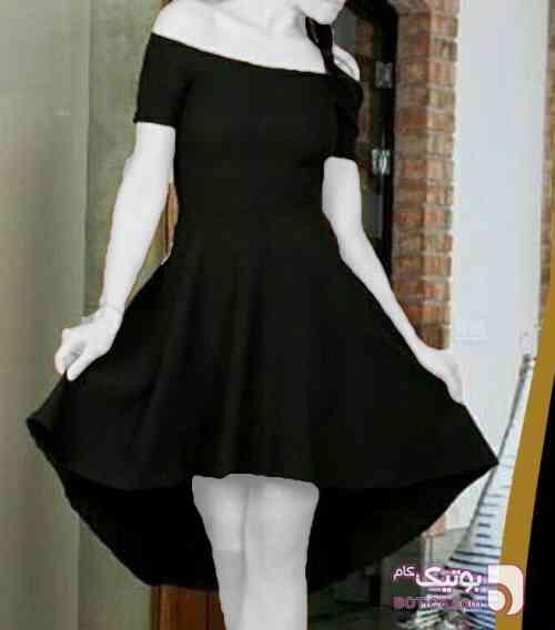 عروسکی مشکی لباس  مجلسی