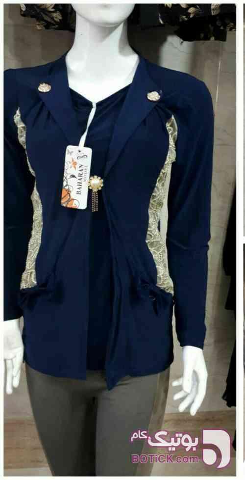 لباسمجلسیزنانه آبی لباس  مجلسی