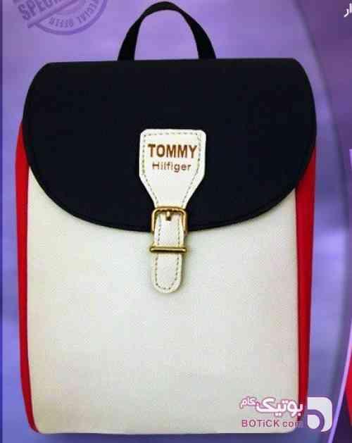 كوله پشتى Tommy hilfiger مشکی كيف زنانه