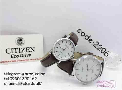 Citizen مشکی ساعت